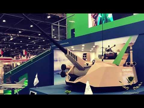 العربة الروبوتية السعودية type x