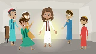 Catholic Kids Media - Peace be with you! Easter 2C
