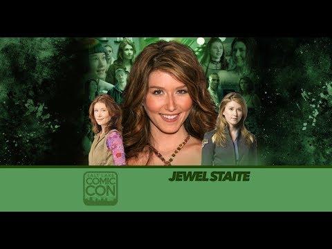 Meet Jewel Staite Salt Lake Comic Con 2017