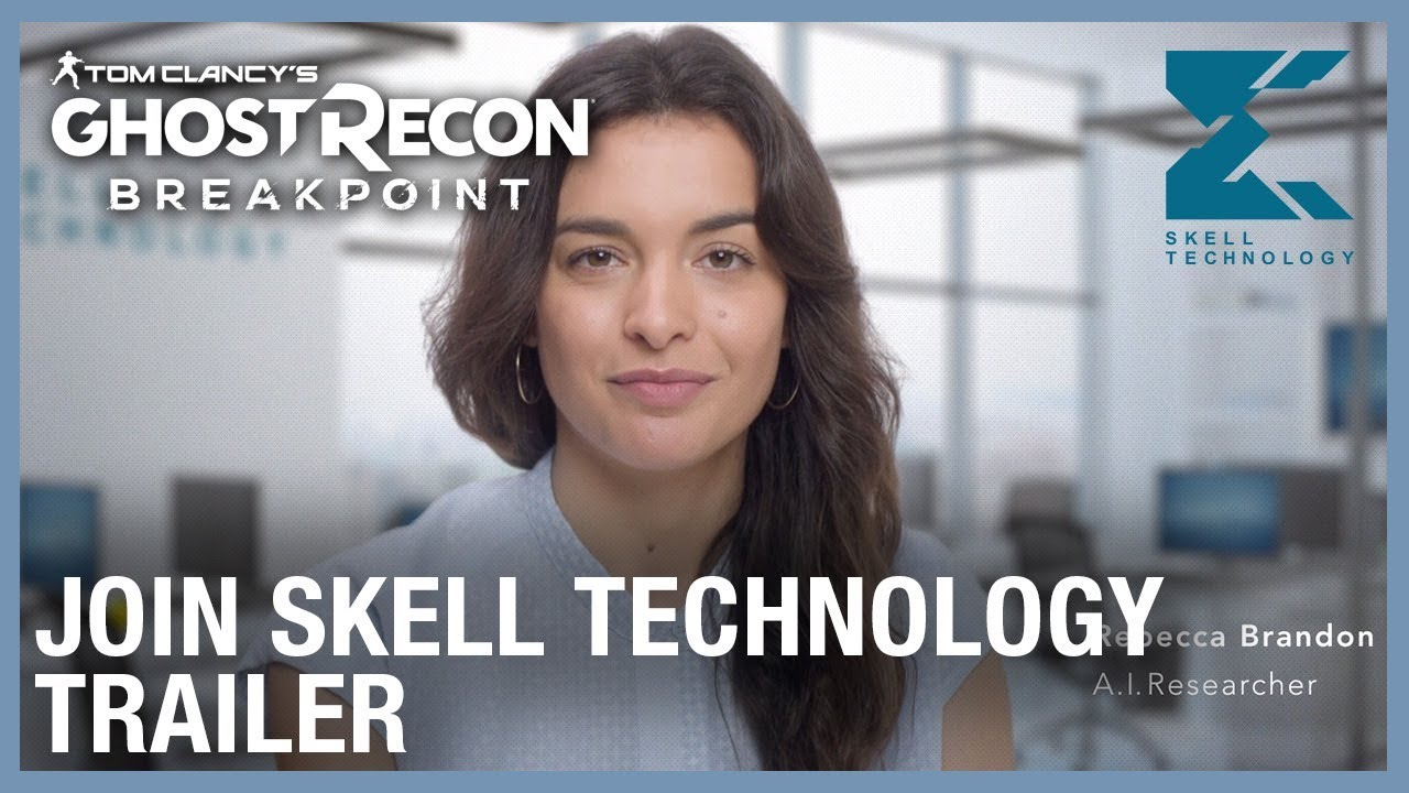 Tom Clancy's Ghost Recon Breakpoint: Join Skell Technology Trailer | Ubisoft [NA]