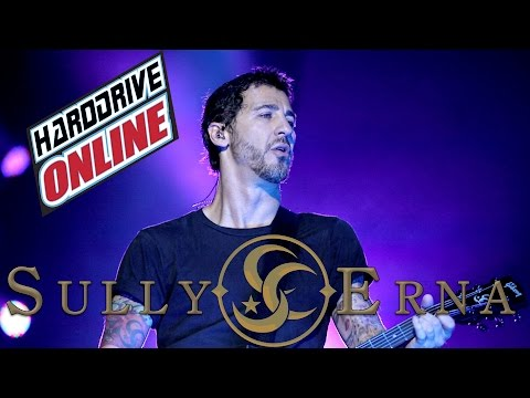 SULLY ERNA on HOME TOWN LIFE and his bandmates in GODSMACK