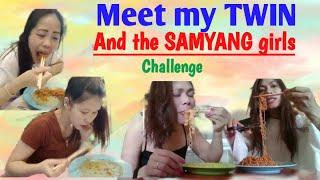 My Twin Pinay   Meet Samyang girls