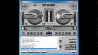 free mp3 dj mixer software.wmv
