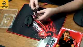 Unboxing - Mouse Bloody V5 Ultracore - Com Samuca!