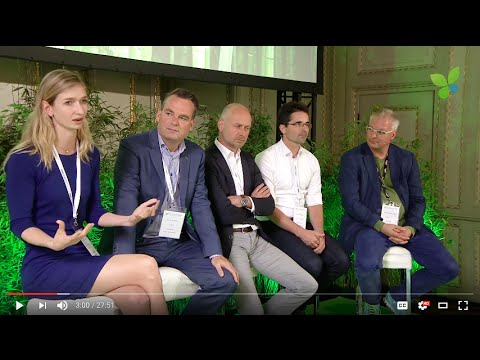 ECO16 Amsterdam: Utility Panel Eneco Quby SET Ventures Inven Capital