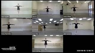 Pre Professional Exam | Bayer Ballet Vaganova Center of Excellence