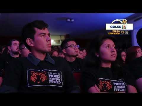 Fundación Tigres por un Mejor Futuro brinda una oportunidad de estudio en la UANL.
