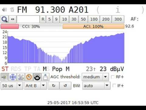 Radio Gibraltar recibida por esporádica en Mallorca