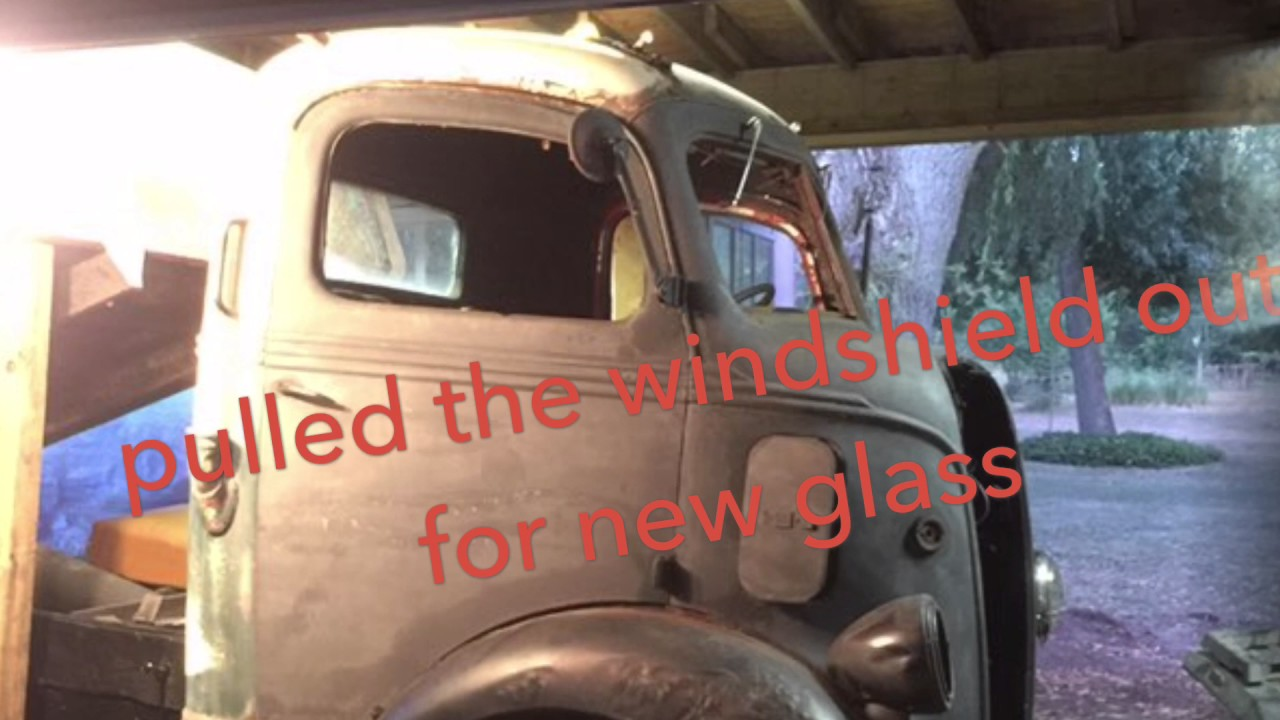1940 Ford Coe Cab Over Youtube 1941 Truck