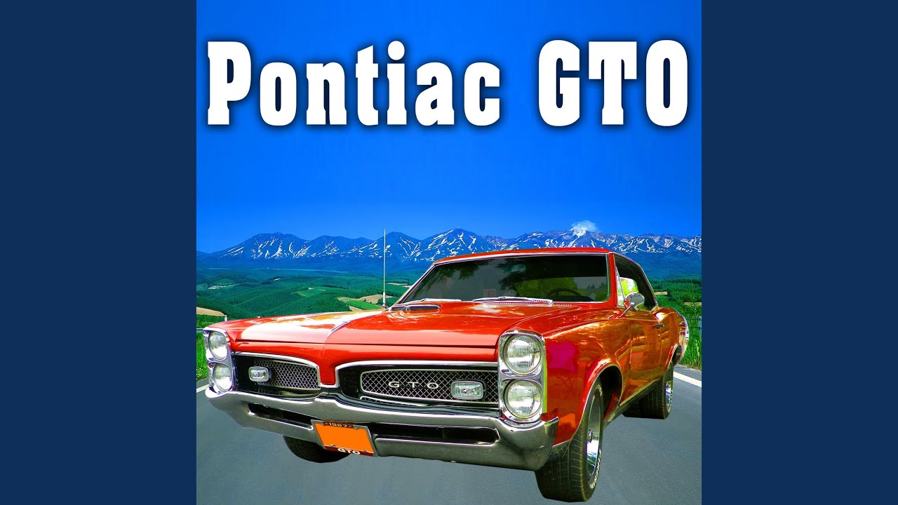 1967 Pontiac Gto Starts Accelerates Normally To Slow Sd Slows A Stop