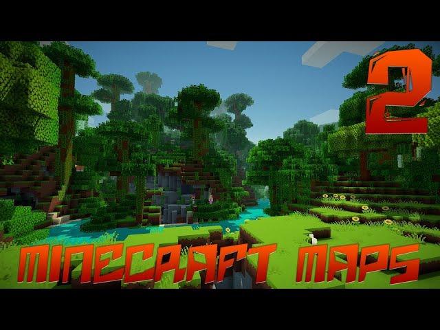 Прохождение карт Minecraft - Испытания Domino Team #2