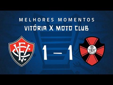 Vitória 1 x 1 Moto Club | Gols e Melhores Momentos | 2ª Rodada | Copa do Nordeste 2019