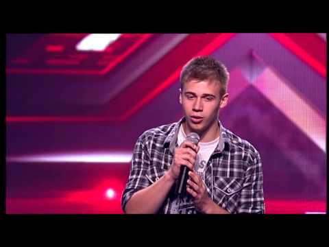 Download Marko Balabanović (Ti si sav moj bol - EKV) audicija - X Factor Adria - Sezona 1