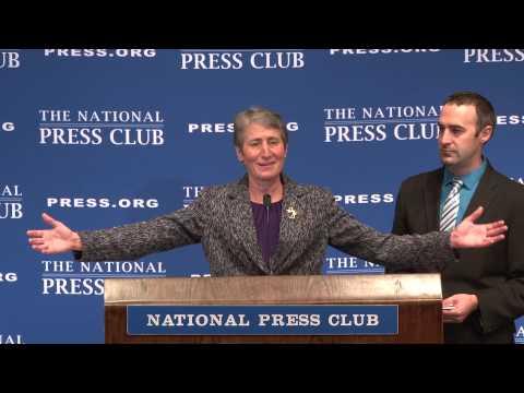 Secretary Jewell Conservation Q&A - National Press Club