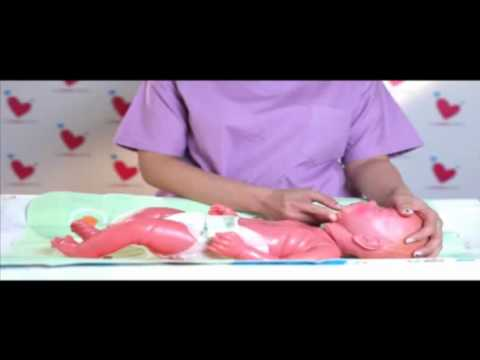 CPR for Infants under One Year Old - MyBabyClinic عيادة طفلي