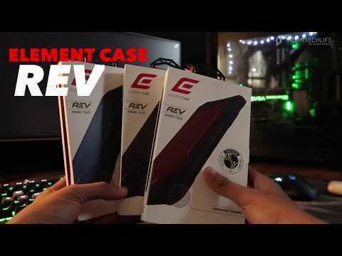 Review Element Case REV for iPhone 7 Plus