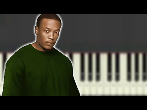 ♬ Learn How to play FORGOT ABOUT DRE by DR.DRE & EMINEM  Piano Tutorial  G MINOR - By Soulphonic ♬