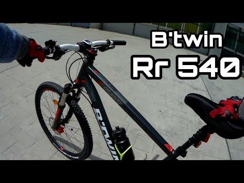 Burak'ın Yeni Bisikleti RockRider 540   Ufak Maşa Sorunu   Bisiklet Vlog #37