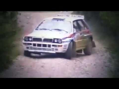 """Lancia Delta hf  integrale...""""SOLO LA VOCE DEL MOTORE""""!!!"""