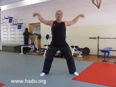 Гимнастика хаду для позвоночника