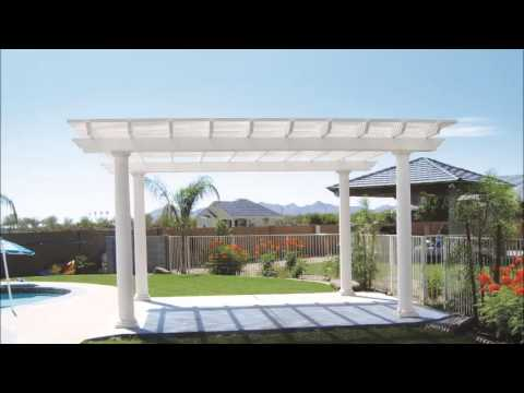 Alumawood Patio Covers Youtube