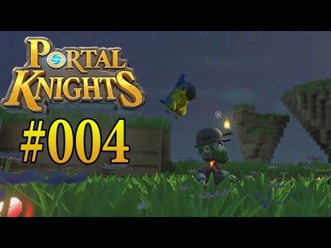 Portal Knights Ps4 Part 3 Herbstquellen Brennende Knochen Let