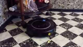 робот пылесос Panda X500 часть2
