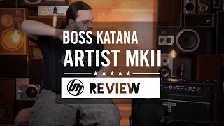 BOSS Katana Artist mkII Guitar Amplifier | Better Music
