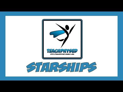 Let's Dance: Starships