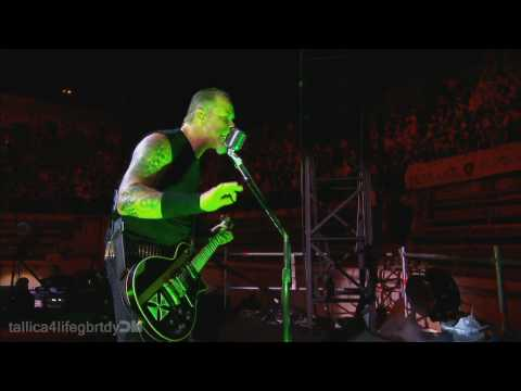 Metallica - All Nightmare Long Live Nimes 2009]1080p HD