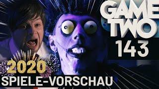 Spielevorschau 2020 [Teil 1]: Die wichtigsten Games des Jahres   Game Two #143