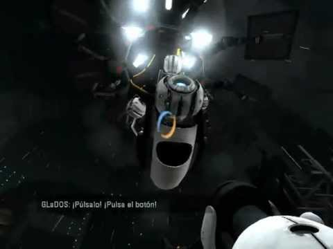 tutorial como derrotar a wheatley en portal 2