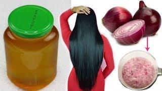 Aceite de Cebolla Casero:Crecimiento extremo del cabello en 7 Dias| Detener la Caida#2fashionbycarol