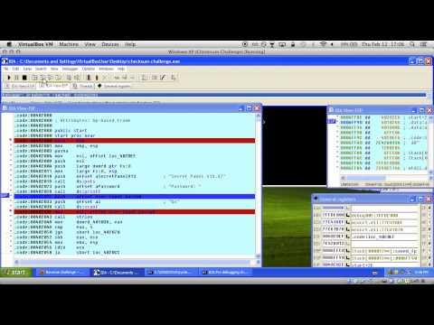 Cracking Software