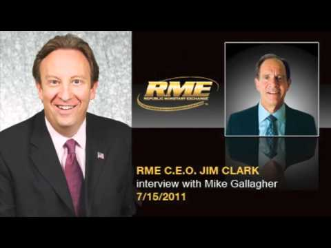 CEO Jim Clark Interviewed by Mike Gallagher