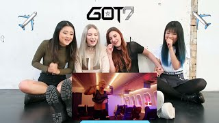 [MV REACTION] HARD CARRY (하드캐리) - GOT7 | P4pero Dance
