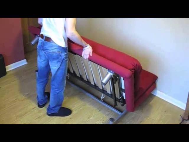 Ligne Roset Multy Sofa Bed Youtube