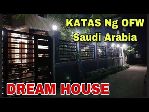 KATAS NG OFW SAUDI ARABIA | SIMPLE HOUSE | DREAM HOUSE | Han Lakwatsera | Han Mc
