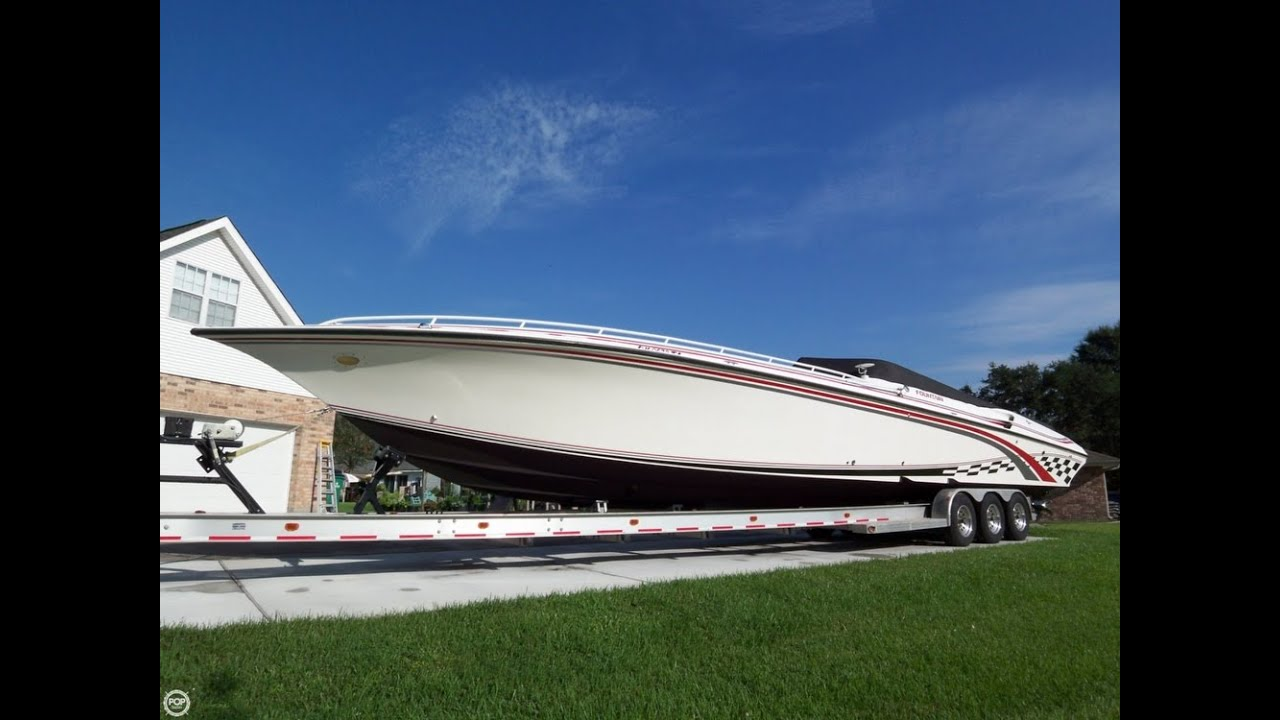 unavailable used 1997 fountain 47 lightning in luling louisiana