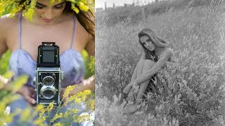Shooting Medium Format Film for the First Time