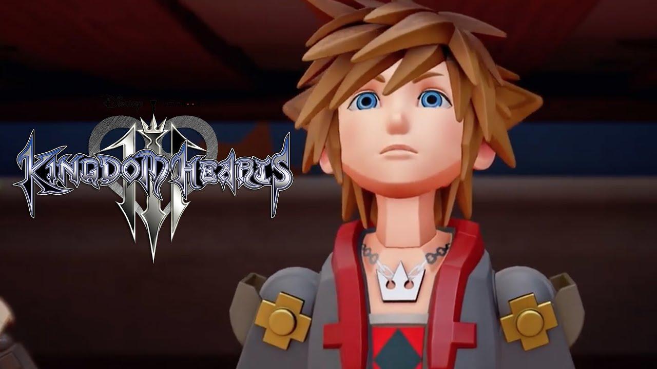 'Kingdom Hearts III' Includes a 'Toy Story' World