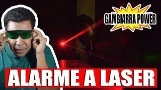 COMO FAZER SISTEMA DE SEGURANÇA CASEIRO! GAMBIARRA POWER!!