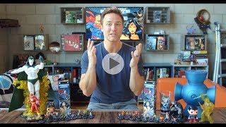 DC Comics HeroClix Rebirth Unboxing Part 5