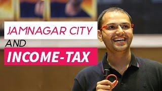 Jamnagar and Income Tax | Karan Joshi | Comedy Munch