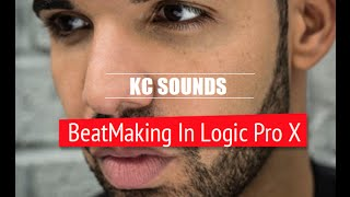 Beat Making In Logic Pro X - Cardiak Drum Loop