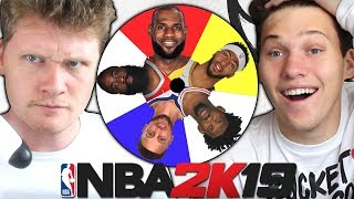 SPIN THE WHEEL OF WHO TO SCORE WITH! Ft. JESSER!