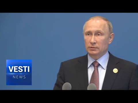 Beijing Forum: Russia Is Not Afraid of Anything