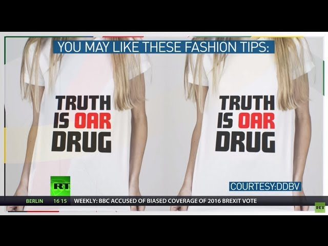 'Truth is OAR drug': Design agency creates alternative uniform for Russian team