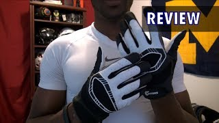 Cutters Rev Pro 3D Football Gloves Review - Ep. 159