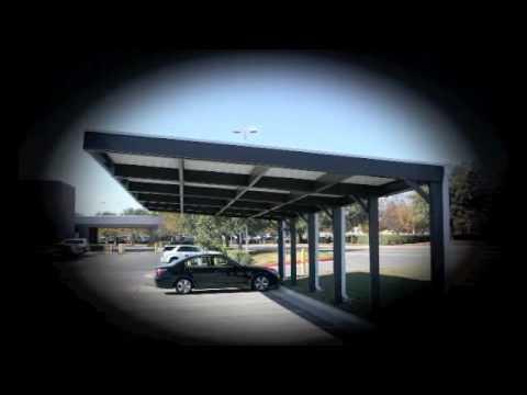 Superb Commercial Carports: Carport Design U0026 Construction   YouTube